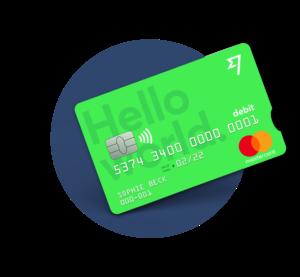 TransferWise platební karta