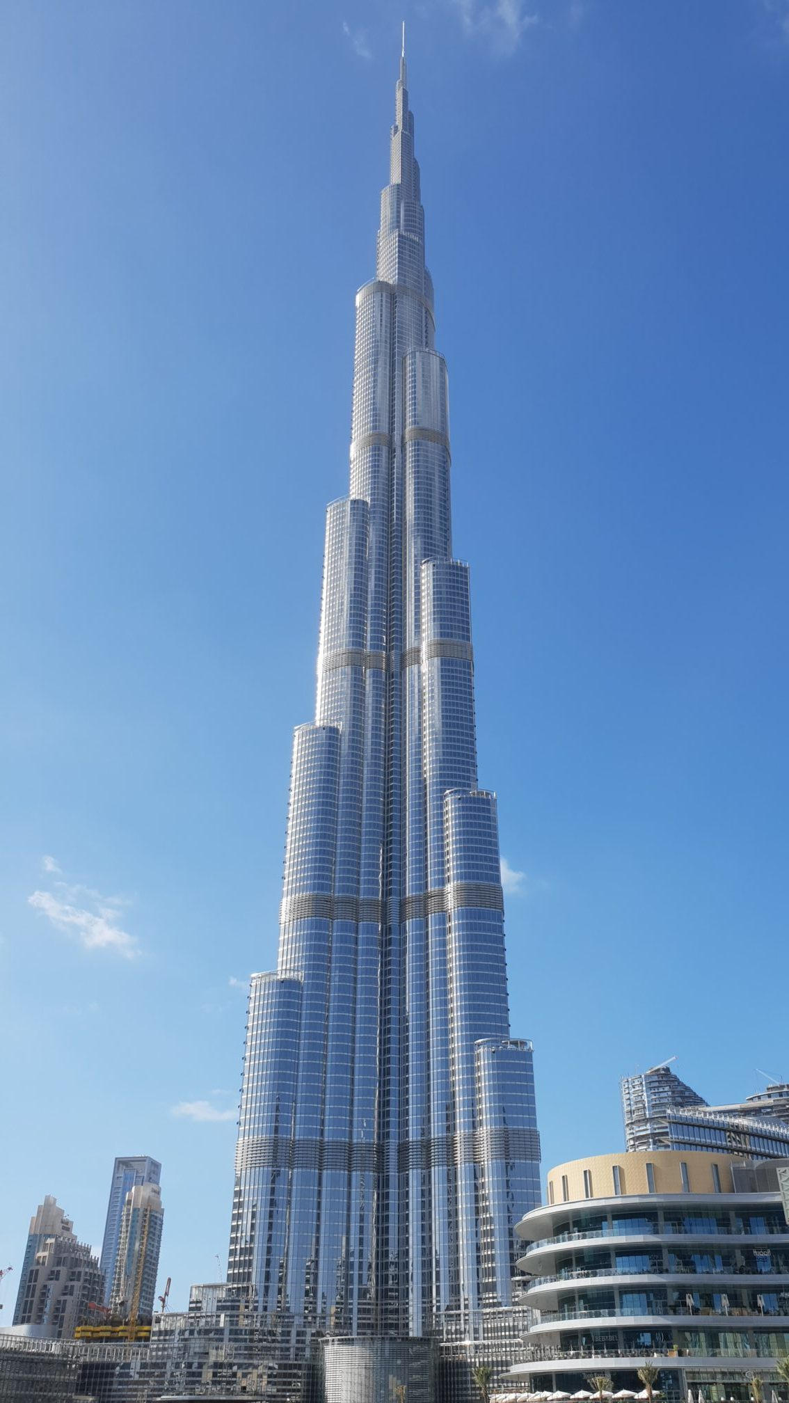 Mrakodrap Burj Khalifa
