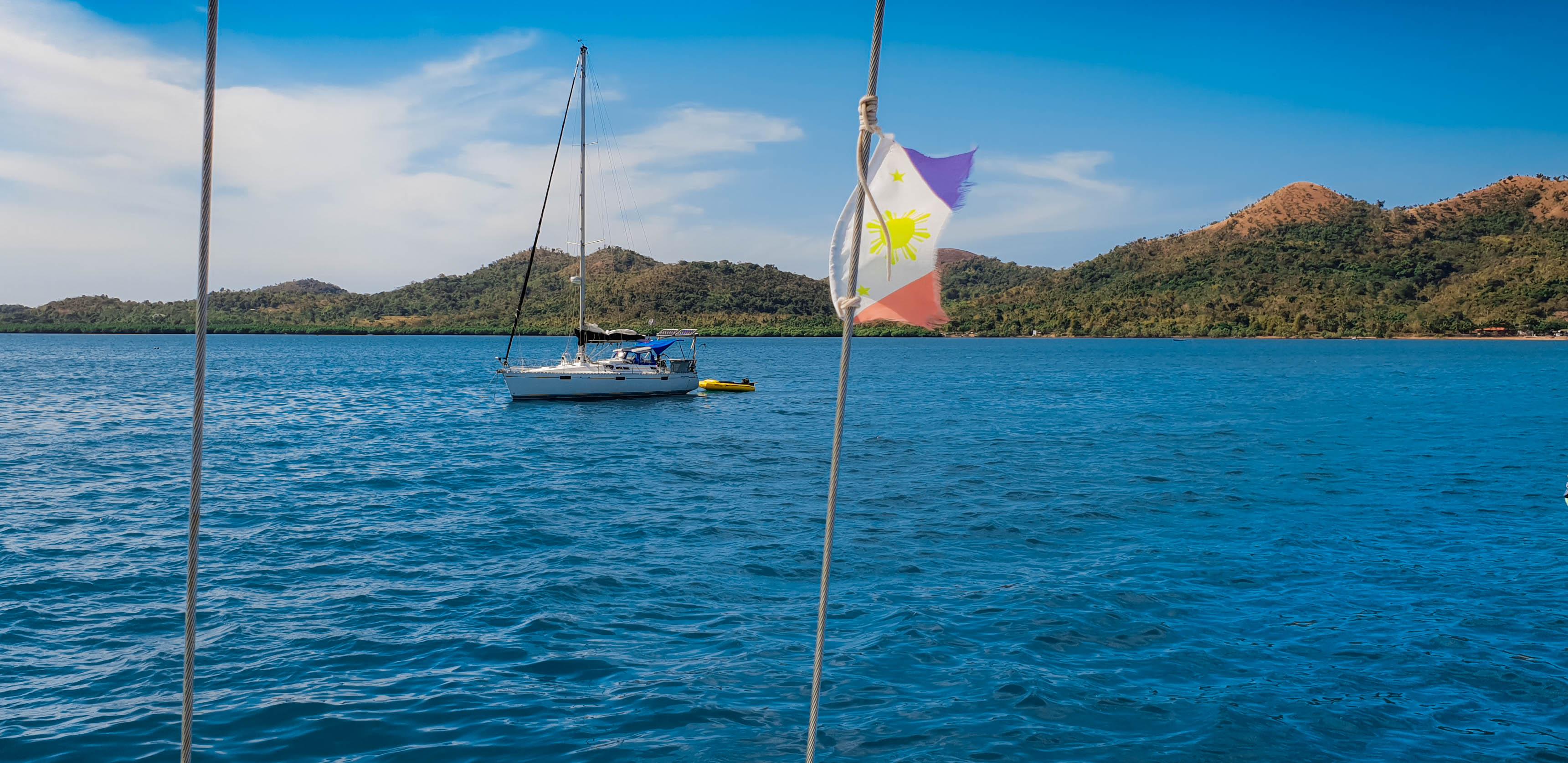 Sailing na Filipínách