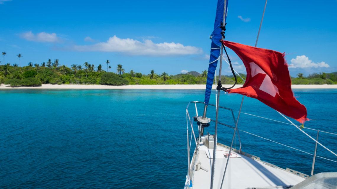 Filipíny plachetnice zkušenosti