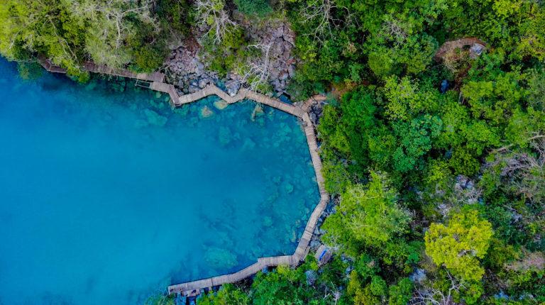 jezero Kayangan, Filipíny