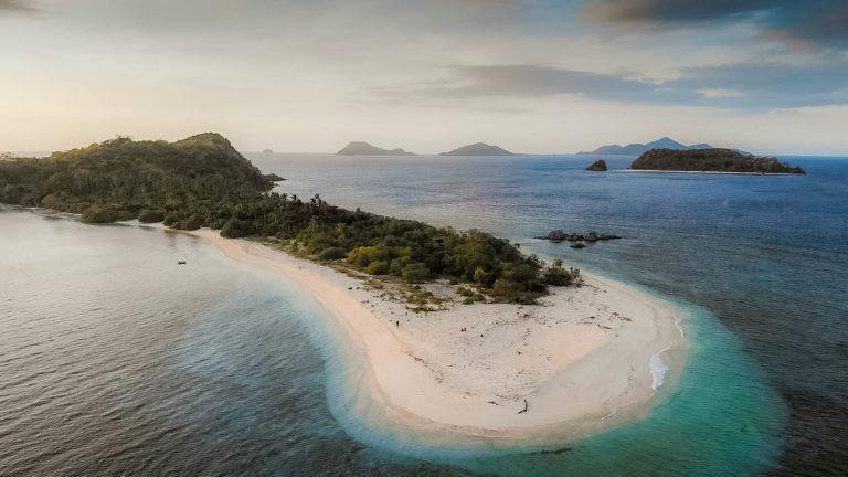 Ostrov Manlihan, Filipíny