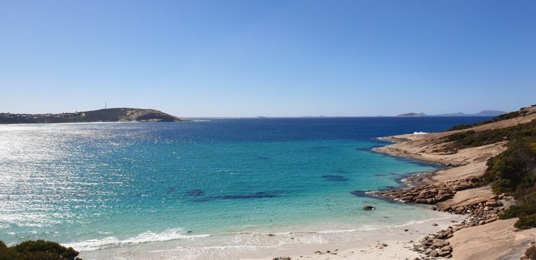 Blue Haven beach, Esperance, Australia