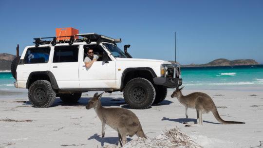 Nejkrásnější pláže světa & první 4×4 dobrodružství: Esperance, Austrálie