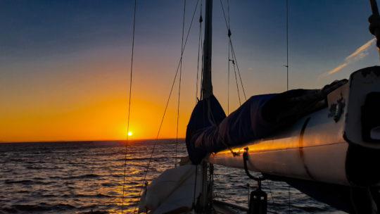 Plachetnice, vítr a kotvení (díl 3.)