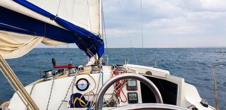 plavba na plachetnici Austrálie zkušenosti