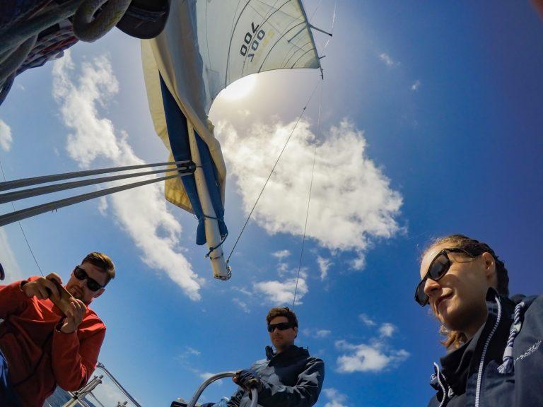Posádka plachetnice