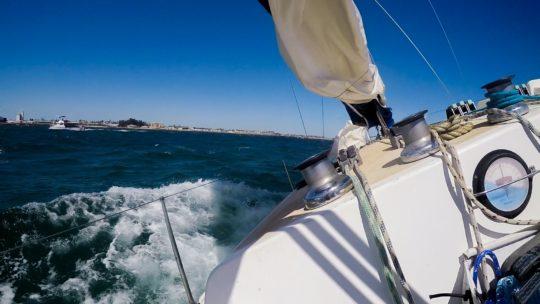 Plachetnicí Indickým oceánem po pobřeží Západní Austrálie – díl 1.