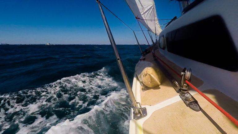 Plachtění z Fremantle