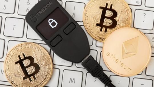 Trezor: Bezpečná kryptoměnová peněženka