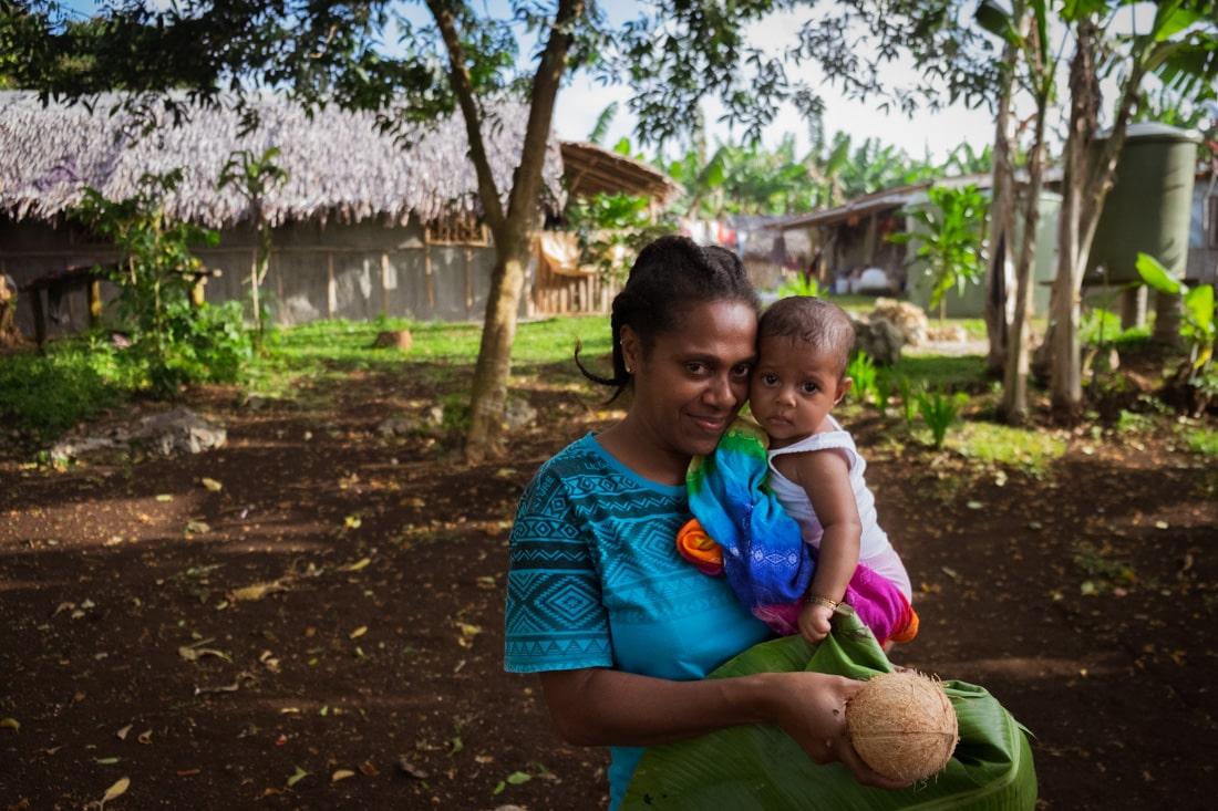 Lidé na Vanuatu, Fotograf Lenka Martincová