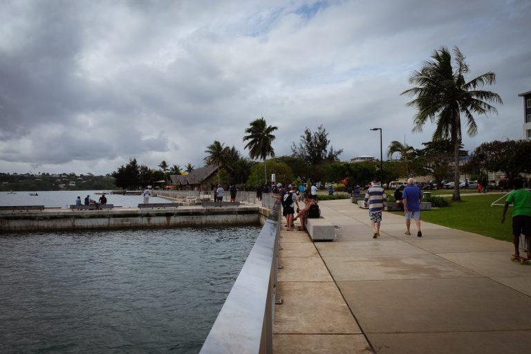 Port Villa, Vanuatu, Melanésie